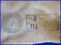 1915 Chasseur à Pied Pelerine à Capuchon Cape 23 ém Bataillon chasseurs à pieds