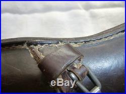 1ère G. M / Etui en cuir (vide) pour P08 allemand