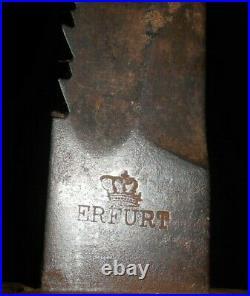 Accessoire du soldat dents de scie Erfurt 14-18