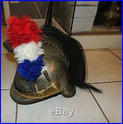 Ancien casque garde republicain