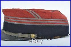 Ancien képi capitaine 138 infanterie de ligne maitre tailleur à Limoges
