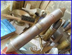 Ancien rare porte message, ROCCA breveté S. G. D. G, liaison 14-18 poilus, WW1