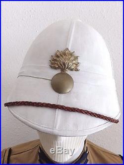 Armee D'afrique Legion Étrangère Tenue Uniforme Casque Colonial 3° République