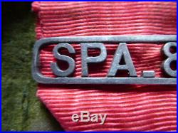Aviation 1914 1918 S P A 81 Titre d'Epaule souvenir dun Pilote