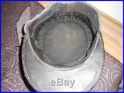 Beau Kepi Fr S/off Infanterie Mle 1917/1918 Bleu Horizon