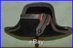 Bicorne De Gendarmerie M. 1895-french Cap Of Gendarme M. 1895-marechaussee 1914