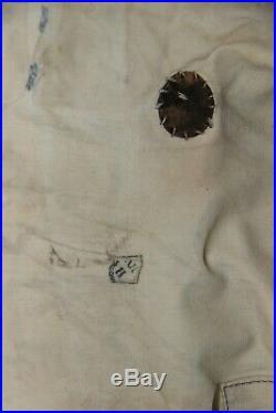 Bonne Capote Modèle 15 Datée 1918 Uniforme Poilu Verdun Tranchée Ww1 14 18