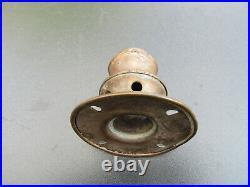 Boule De Casque D'artilleur Prussien Original Casque A Pointe 1895 Ww1