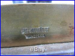 Bracia Lopienscy Warszawa bronze soldat poilu St K927 sculpture soldat 14-18