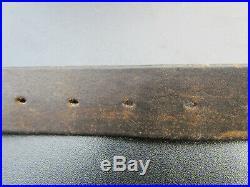 Bretelle De Fusil Lebel / Gras / Chassepot Original 1870 / 14-18