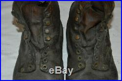 Brodequins Allemands-infanterie-chasseur-cavalerie-artillerie-german Shoes 1°ww