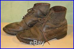 Brodequins Francais M. 1917-infanterie-chasseur-cavalerie-artillerie-french Shoes
