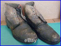 Brodequins Modele 1917 (taille 43/44)