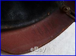 Casque A Pointe Artillerie Prusse Mod. 1895 100 % Original Spike Helmet Wwi