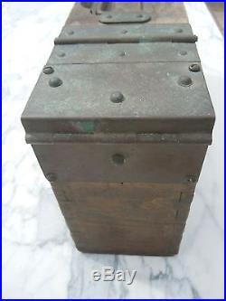 Caisse munition bois guerre 14 18 caisse Allemande