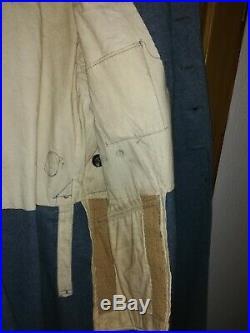 Capote Bleue Horizon Modèle 1915 Datée 1917 Ww1 Première Guerre