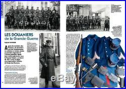 Capote française gris de fer troupe des bataillons de Douanes 1914 piou piou