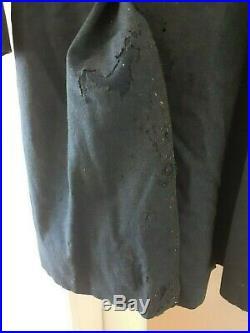 Capote gri de fer bleuté 1914 1918