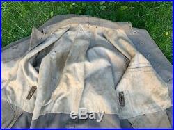 Capote manteau mantel gris précoce tranchée 1915 BA I bavarois feldgrau