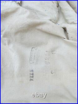 Capote ml 1915 bleu horizon soldat français ww1 datée 1917 ORIGINALE