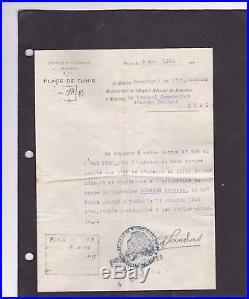 Carnet emploi du temps pour pilote avec photos et discours funèbre 1er guerre