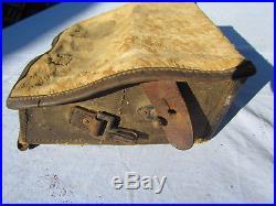 Cartouchière Dorsale Autrichienne Modele 1888 14/18 Original Ww1 Rare