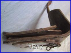 Cartouchiere Francaise Pour Pistolet Ruby Ww1