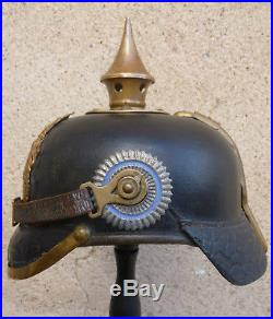 Casque A Pointe 1895 Bavarois