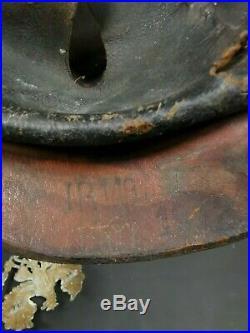 Casque A Pointe Modèle 1895 Prusse Allemand Ww1 JR149