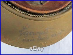 Casque Adrian 1915 Moutarde Légion Étrangère Armée D'afrique 14/18 Ww1