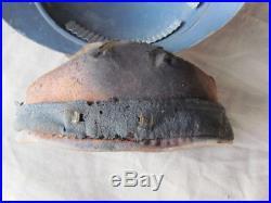 Casque Adrian Du Génie Premier Type Bleu Horizon 14/18 Ww1