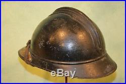 Casque Adrian Mod. 1915 Gendarmerie-french Adrian Helmet Gendarme-1° Ww