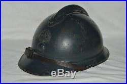 Casque Adrian Mod. 1915 Infanterie/cavalerie-french Adrian Helmet Infantry/cavalr