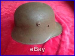 Casque Allemand 1916 14-18 WW1 STAHLHELM helmet WK1 CASQUE HELME