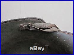 Casque Allemand 1916 Coque De Casque Modele 16 Landser Ww1