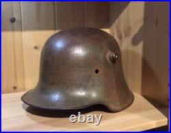 Casque Allemand Stahlhelm WW1