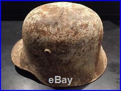 Casque Allemand WW1