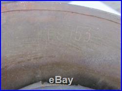 Casque Anglais Brodie 1915 / 1916 Bataille D'arras Mark I Ww1 Original