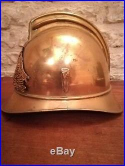 Casque Pompier 1895 D'Arles 13200 Bouches Du Rhône