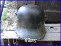 Casque Stahlhelm M17 Camouflé WW1 14-18
