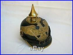 Casque à pointe Grenadier G R 8 Pickelhaube Spiked helmet