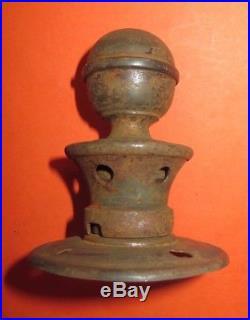 Casque à pointe, Spikelmet, Pickelhaub Boule modèle 1915 casque d' Artillerie