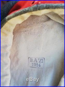 Casque a pointe allemand mutze shirmmutze ww1 kepi 1884 pantalon hose cocarde wk
