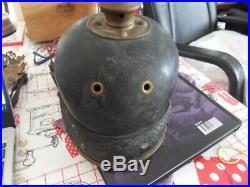 Casque à pointe bavarois/ Bavarian Spiked helmet