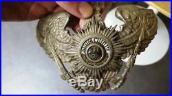 Casque a pointe officier de la Garde