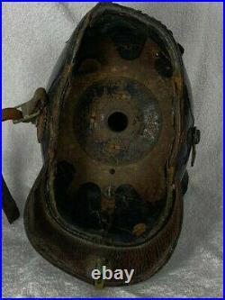 Casque à pointe pickelhaube IR 49 1914 tranchée allemand WW1