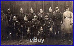 Casque à pointe pickelhaube WW1 prussien allemand 14/18 repros infanterie bh