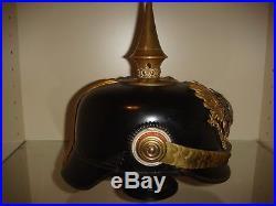 Casque à pointe, pickelhaube, spicke helmet