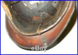 Casque à pointe, spikelmet, pickelhaub Casque Bavarois modèle 1895 Troupe