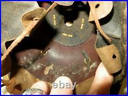 Casque à pointe, spikhelmet, pickelhaub Casque Grenadier modèle 95 Troupe. WW. 1